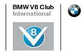 logo bmw v8 club
